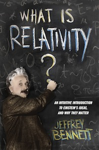 What is Relativity? (cover)